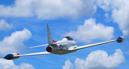 Faux Flight - Shooting Star by glennc70000