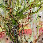 detail from tree of life 1 by Regina Valluzzi