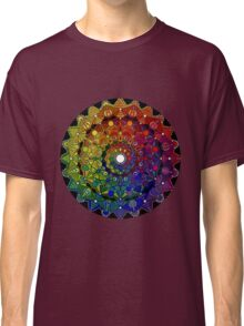 Mandala 46 T-Shirts, Hoodies and Stickers and cases - Jim Gogarty Classic T-Shirt