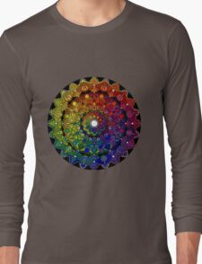 Mandala 46 T-Shirts, Hoodies and Stickers and cases - Jim Gogarty Long Sleeve T-Shirt