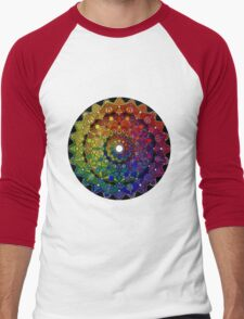 Mandala 46 T-Shirts, Hoodies and Stickers and cases - Jim Gogarty Men's Baseball ¾ T-Shirt