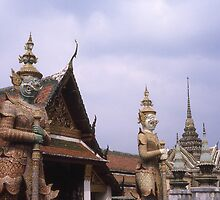 1963-1964 Bangkok by entcho