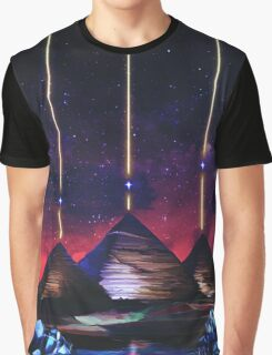 Giza-Orion Alignment  Graphic T-Shirt