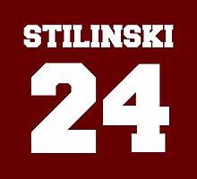 Stiles Stilinski #24 by alexdimech24