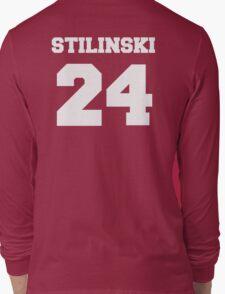 Stiles Stilinski #24 Long Sleeve T-Shirt