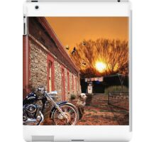 Stretching Reality - The Outback Pub. iPad Case/Skin