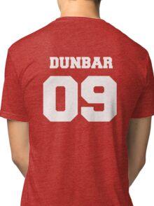Liam Dunbar #09 Tri-blend T-Shirt