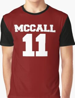 Scott McCall #11 Graphic T-Shirt