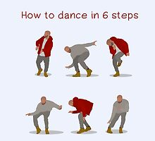 How To Dance With Style In 6 Steps by ShadyEldarwen