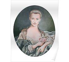 Sophia Myles as Madame de Pomadour Poster