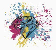 Diamond splash by Kristopher Jones