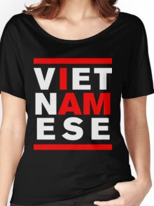I AM VIETNAMESE Women's Relaxed Fit T-Shirt