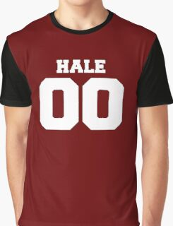 Derek Hale #00 Graphic T-Shirt