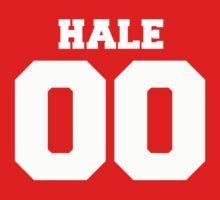 Derek Hale #00 One Piece - Short Sleeve