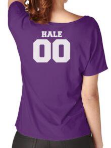 Derek Hale #00 Women's Relaxed Fit T-Shirt