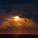 Dramatic Sunset Sequences II - Sequencias de una dramatica Puesta del Sol by PtoVallartaMex