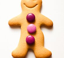 gingerbread* by Nicola  Pearson