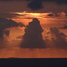 Dramatic Sunset Sequences I - Sequencias de una dramatica Puesta del Sol by PtoVallartaMex