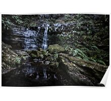 Fairy Bower Falls Poster