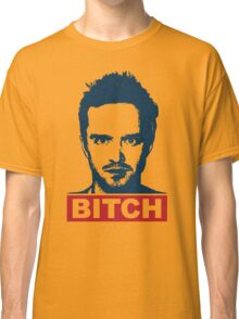 BREAKING BAD JESSE PINKMAN BITCH Classic T-Shirt