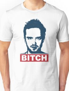 BREAKING BAD JESSE PINKMAN BITCH Unisex T-Shirt