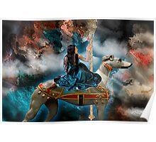 carousel fantasy Poster