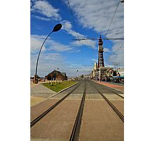 From The Tramway.. Photographic Print