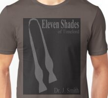 Eleven Shades of TimeLord Unisex T-Shirt