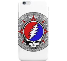 2012 Mayan Steal Your Face - Basic Color iPhone Case/Skin