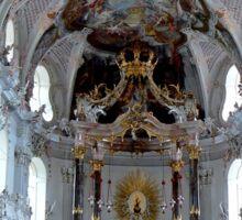 Wilten Basilica, Austria Sticker