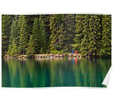 Beauvert Lake Poster