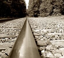 the Rail (a different look) by nastruck