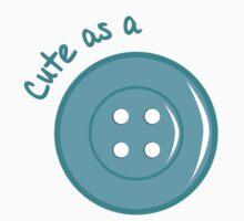 Cute as a button Kids Clothes
