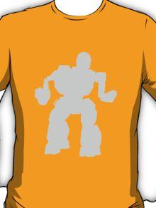 Summoner Battlemech Grey T-Shirt