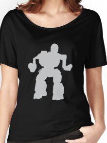 Summoner Battlemech Grey Women's Relaxed Fit T-Shirt