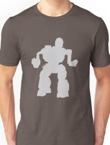 Summoner Battlemech Grey Unisex T-Shirt
