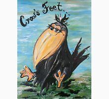 Crow's Feet - Not Wrinkles! Unisex T-Shirt