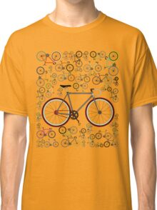 Love Fixie Road Bike Classic T-Shirt