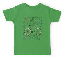 Love Fixie Road Bike Kids Clothes