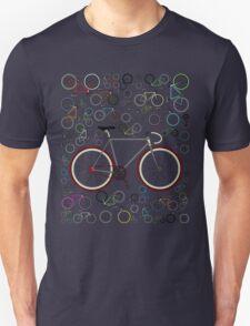 Love Fixie Road Bike Unisex T-Shirt