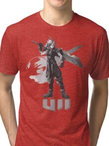 Final Fantasy VII Cloud Shirt Tri-blend T-Shirt