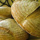 Freshly Baked Breads by Lynn Gedeon