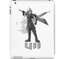 Final Fantasy VII Cloud Shirt iPad Case/Skin