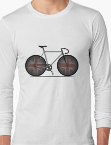 British Cycling is Brilliant Long Sleeve T-Shirt