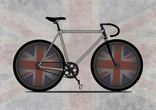 British Cycling is Brilliant by Andy Scullion