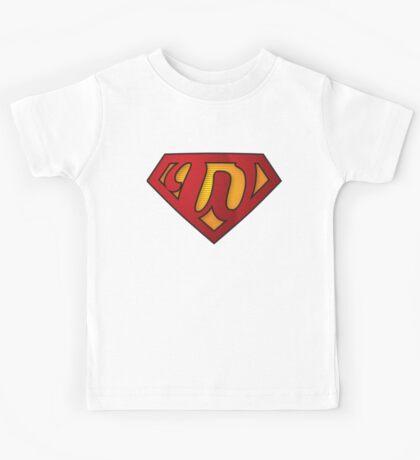 Super W Kids Tee