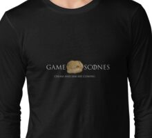 Game of Scones Long Sleeve T-Shirt