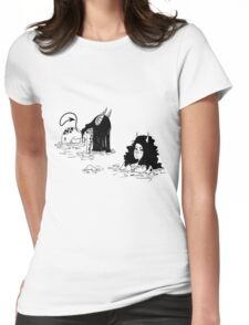 Water Succubi.  Womens Fitted T-Shirt