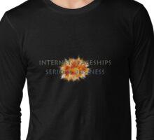 Internet Spaceships, Srs Bsns Long Sleeve T-Shirt
