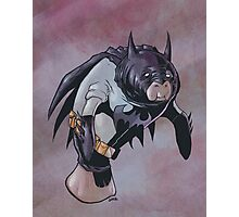 Batmanatee Photographic Print